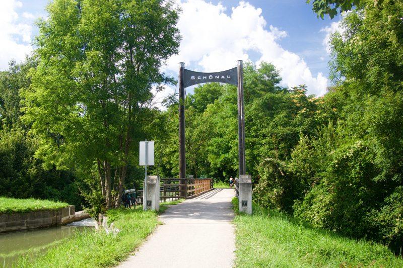 Ale za to nie można Austrii odmówić rozmachu przy budowie ścieżek rowerowych