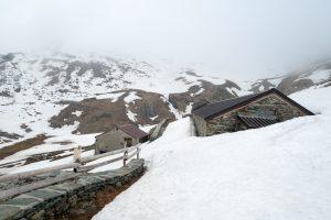 Więcej alpejskiej zabudowy