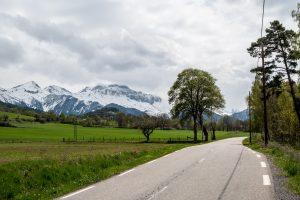 Alpejska dolina