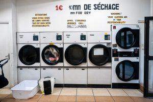 Porządne pranie, bo do zwiedzania Monako trzeba się wyszykować