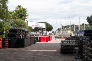 Przygotowania do Grand Prix, Monako