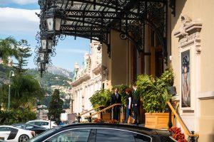 Warta hotelu de Paris w Monako