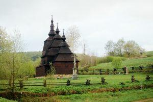 Jedna z wielu cerkwi na wschodniej Słowacji