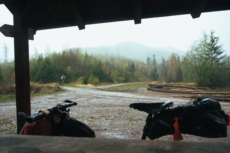 Ulewa w Słowackim Raju